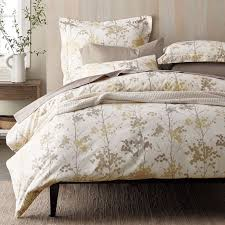 300 thread count percale cotton embroidered 4 piece sheet set regarding brilliant residence percale duvet cover ideas