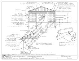 pole building construction pdf barn plans garage with loft drawings ideas free living quarters done right