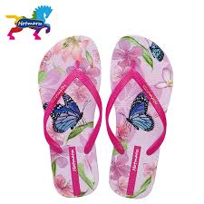 Unisex <b>Summer Beach</b> Slippers Lips Flip-Flop Flat Home Thong ...