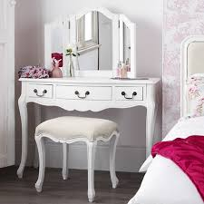 white shabby chic bedroom furniture. Juliette Shabby Chic White Trinket Mirror Bedroom Furniture H