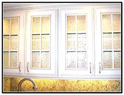 frosted glass cabinet doors kitchen leaded inserts for door with lea