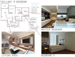 Interior Design - Interior designing of bedroom 2