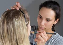 some makeup artists work directly with customers who want makeup professionally applied for a special event