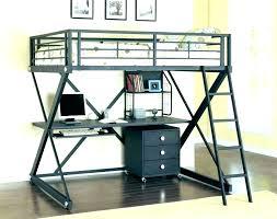 bunk bed with desk ikea bed with desk underneath loft bed full desk bed loft beds