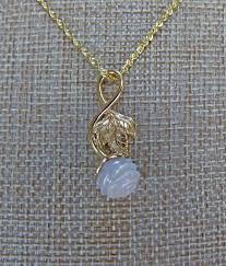 14k yellow gold rose pendant galatea pearl pendant 14k gold pendant gold rose pendant gold flower pendant 14k gold pearl pendant