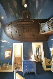 coolest kid bedrooms unique ideas cf pirate ships the pirate