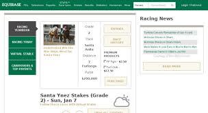 Access Equibase Churchilldowns Com Equibase Horse Racing