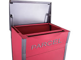 parcel drop box. Wonderful Box Inside Parcel Drop Box