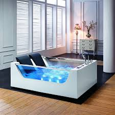 platinum spas calabria 2 person whirlpool bath tub