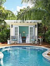 Beautiful Small Pool Cabana This Pin And More On Pools Cabanas By Design