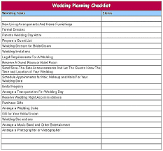 wedding checklist templates 7 printable wedding planning checklist sales report template