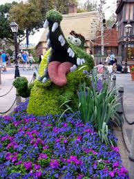disney flower and garden. Epcot Flower And Garden Festival 2016 \u2013 In Photos Disney D