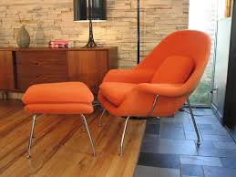 Inspiring Ideas Mid Century Modern Chair Styles Eero Saarinen Womb And  Ottoman Home Style Chairs Download