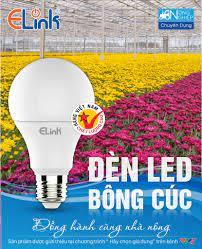 DEN LED ELINK - [new] 🌼 ĐÈN LED BÔNG CÚC 9W ELINK, giúp...