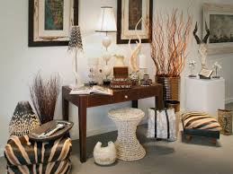 Shapely African Inspired N African Style Safari Decor in African Decor