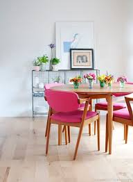 office chair conference dining scandinavian design aac22. Hot Pink Modern Dining Chairs // Thestylesafari.com Office Chair Conference Scandinavian Design Aac22