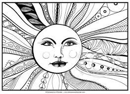 Small Picture Surprising Inspiration Abstract Coloring Pages For Adults Free