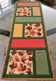 Free Table Runner Patterns Custom 48 Free Table Runner Patterns Free Sewing Patterns Pinterest