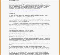 38 Majestic Customer Service Resume Objective Or Summary Sierra