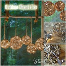 create your own outdoor hanging light