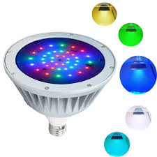 Hayward Swimming Pool Lights Underwater Led Pool Light 2 Pack 120v 40w Color Changing Ip65 For