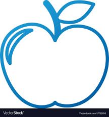 Symbol For Teacher School Apple Teacher Gift Celebration Symbol Vector Image