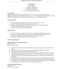 Crm Resume Sample Best of Crm Consultant Sample Resume Cvfreepro