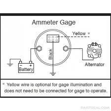 ammeter gauge diagram data wiring diagram blog ammeter gauge wiring data wiring diagram blog amp gauge hook up ammeter gauge diagram