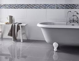 grey mosaic bathroom floor tiles simple ideas shiny grey floor tiles with regard to shiny and