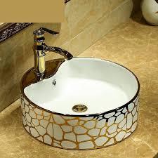 art wash basin bathroom sinks