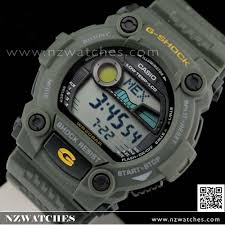 casio watches g shock military best watchess 2017 casio g shock military green rescue men s watch 7900 r