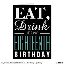 Design Your Own 18th Birthday Invitations Create Your Own Card Zazzle Com Birthday Invitations