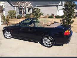 Used 2001 BMW 330Ci for sale in Southport, NC 28461: Convertible ...
