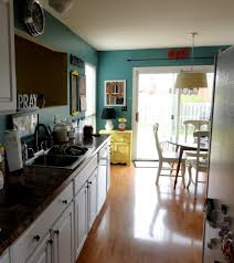 colorful kitchen ideas. Colorful Kitchen Yellow Chest Of Drawers Red Letters Green Wall Color Ideas A
