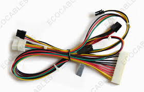 20 pin molex cable assembly custom electric wire harness replacement custom wire harness texas Custom Wire Harness #17