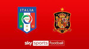 Italy vs Spain: Uefa Nations League ...