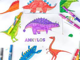 Educational fun kids coloring pages and preschool skills worksheets. Printable Dinosaur Coloring Pages For Kids