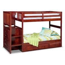 furniture kids bedroom. Simple Bedroom Ranger Twin Over Bunk Bed With Storage Stairs U0026 Underbed Drawers   Merlot In Furniture Kids Bedroom K