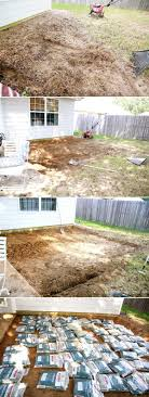 How To Build A Paver Patio Itu0027s DONE  Young House LoveHow To Install Pavers In Backyard