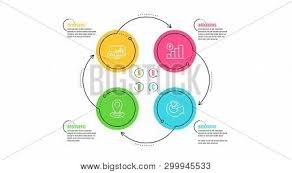 Candlestick Chart Vector Photo Free Trial Bigstock
