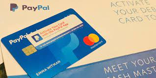 Sending and receiving money directly from or to a paypal account is free, but if you want to use a credit or debit card to send money, it will set you back 2.9% plus 30 cents per. How To Activate A Paypal Cash Card And Use It To Shop