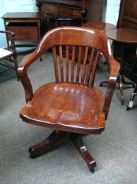 rocking chair old fashioned vintage wood swivel desk chair design ideas for antique oak office vintage