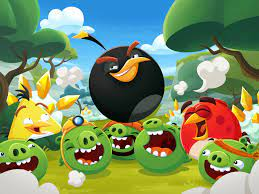 Angry birds Islands Game Trailer Animation3 by HYEJI YU on Dribbble