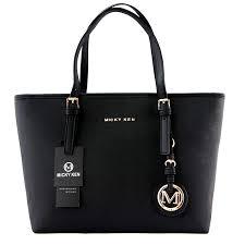 <b>MICKY KEN</b> fashion handbags 2019 new <b>cross</b> pattern PU leather ...