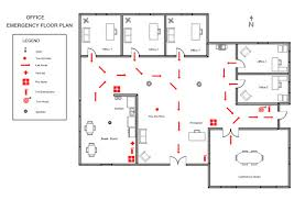 office floor plan templates. office emergencyevacuation floor plan templates r