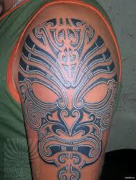 значение татуировки маска смысл история факты фото