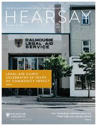 Hearsay 2020 by Alumni Relations - Schulich School of Law - issuu