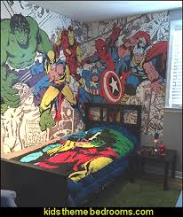 roommates marvel classics character mural on marvel comic book wall mural with decorating theme bedrooms maries manor superhero bedroom