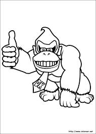 Colorear Dibujos Mario Of Totoro Kleurplaten Eenvoudig Dibujos Para