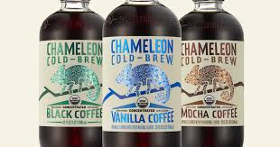 Chameleon Cold-Brew: Organic, Ethically Sourced <b>Coffee</b>